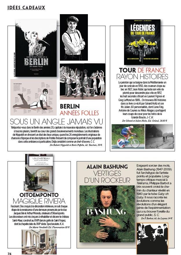 Légendes du Tour de France sélectionné par le magazine Gala pour vos idées cadeaux de Noël 2020
